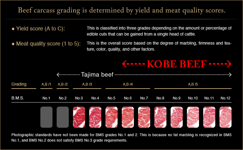 Criteria for Kobe Beef - Kobe Beef